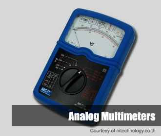 Analog Multimeter Suppliers in Thailand