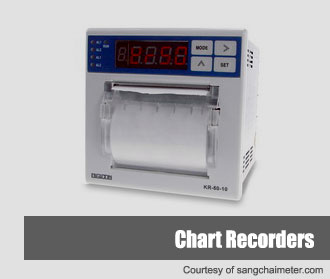 Chart Recorder Suppliers in Thailand