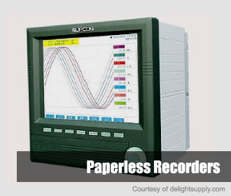 Paperless Recorder Suppliers in Thailand